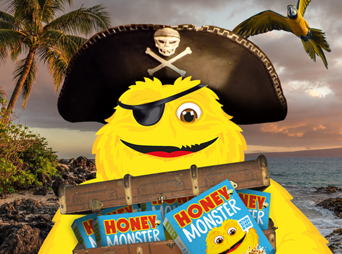 Honey Monster - Honey Monster on social