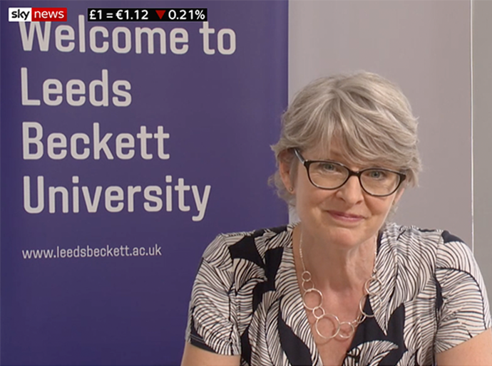 Leeds Beckett University - Nationwide coverage