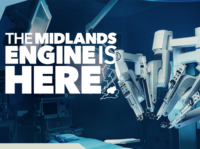 Midlands Engine - The Midlands Engine is here